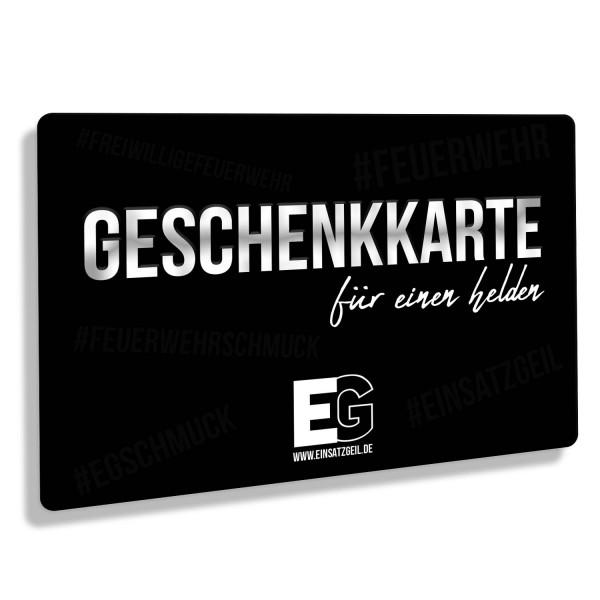 EG - Geschenkkarten für echte Helden - verschiedene Werte