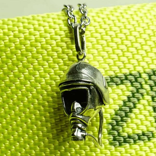 """Premium Collection 925er Silberkette + Silberanhänger - Modell """"AGT"""""""